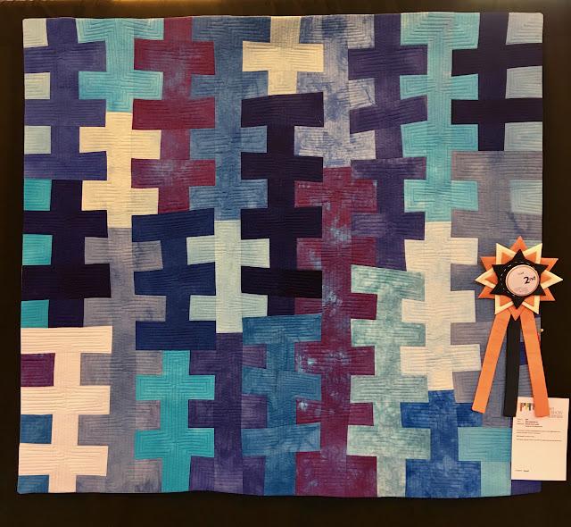 Copa Abstractions - a textile art exhibition