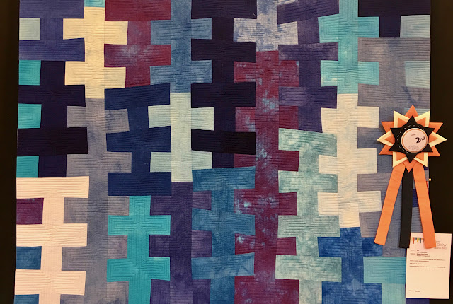 Copa Abstractions - a textile art exhibition