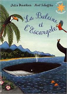 La Baleine Et l'Escargote de Julia Donaldson PDF