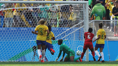 Rio 2016  Brasil perde por 2 a 1 e Canadá fica com o bronze no futebol  feminino 627bd7f9d2ad5