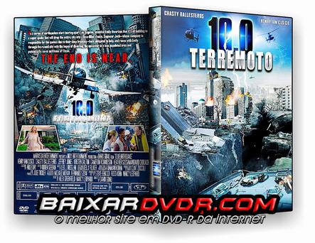 Terremoto (2016) DVD-R Custom