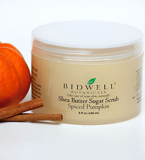 Bidwell Botanicals Spiced Pumpkin Sugar Scrub