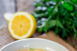 Lemon Rice and Chicken Soup Recipe