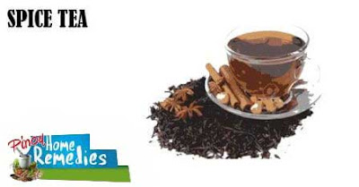 Home Remedies For Common Cold: Spice Tea