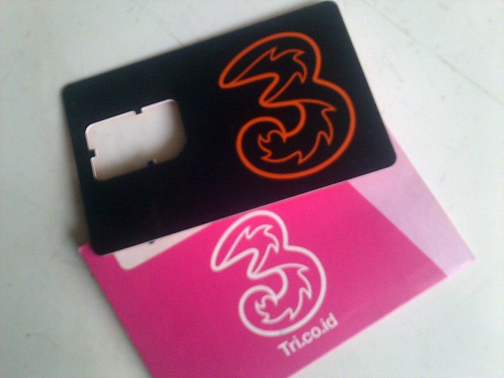 Paket BlackBerry Tri 3 Bulan