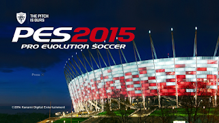 Download PES 2015 Apk+Data For Android Terbaru