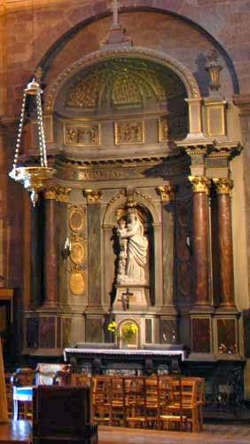 Resultado de imagen para Nuestra Señora del Socorro de Rennes