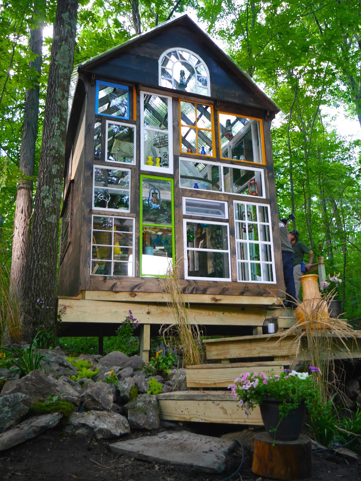 tiny house expo. One Of Deek And Dustin\u0027s HGTV Build From Their Show \ Tiny House Expo