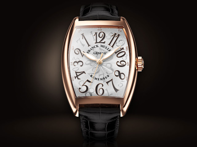 Franck Muller Remember Self-winding Mechanical Watch