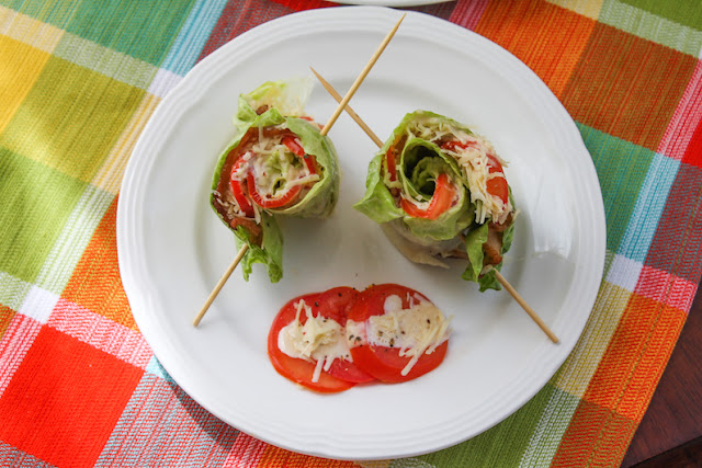 Food Lust People Love: These cheesy bacon and tomato lettuce rolls are simple to create. They make a wonderful lunch or snack full of freshness and flavor, from the smoky bacon and sharp cheddar to the crunchy lettuce, ripe tomatoes and especially the honey Dijon mayo.