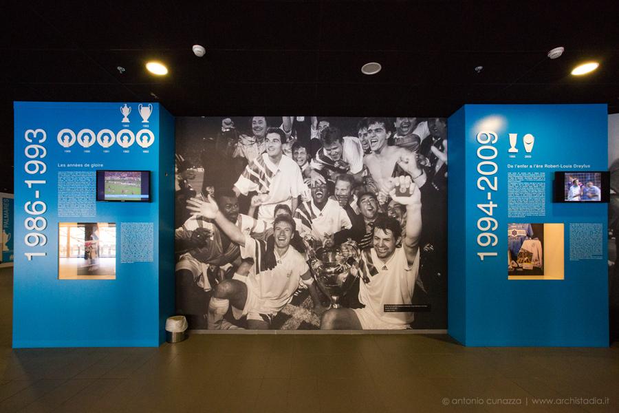stade velodrome marsiglia architettura informazioni tour