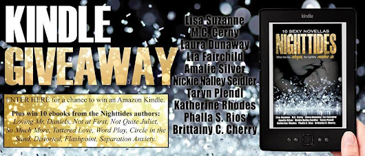 Enter to Win An Amazon Kindle