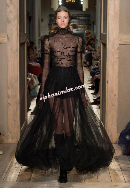 Valentino Haute Couture 2016- 2017 Koleksiyonu