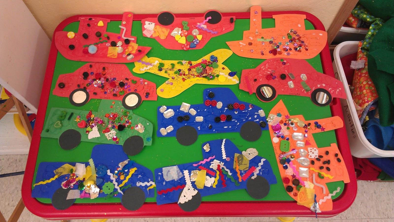 Preschool Ideas For 2 Year Olds Transportation Ideas For