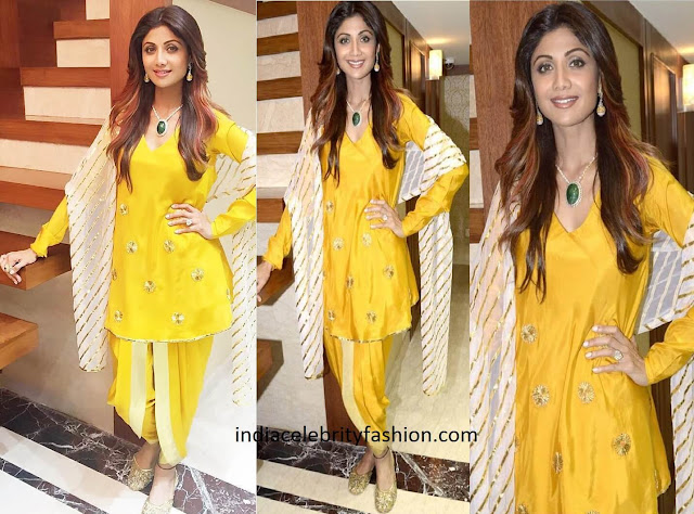 Shilpa Shetty in Masaba Gupta  Publish