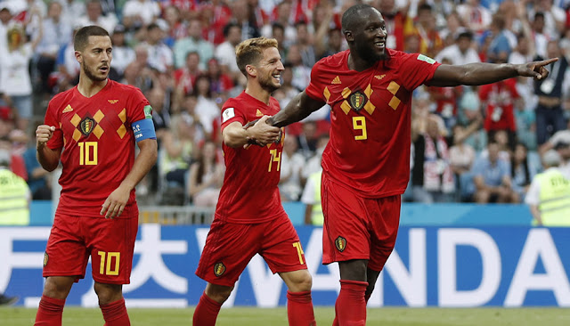 Prediksi Bola Belgia vs Jepang Piala Dunia 2018