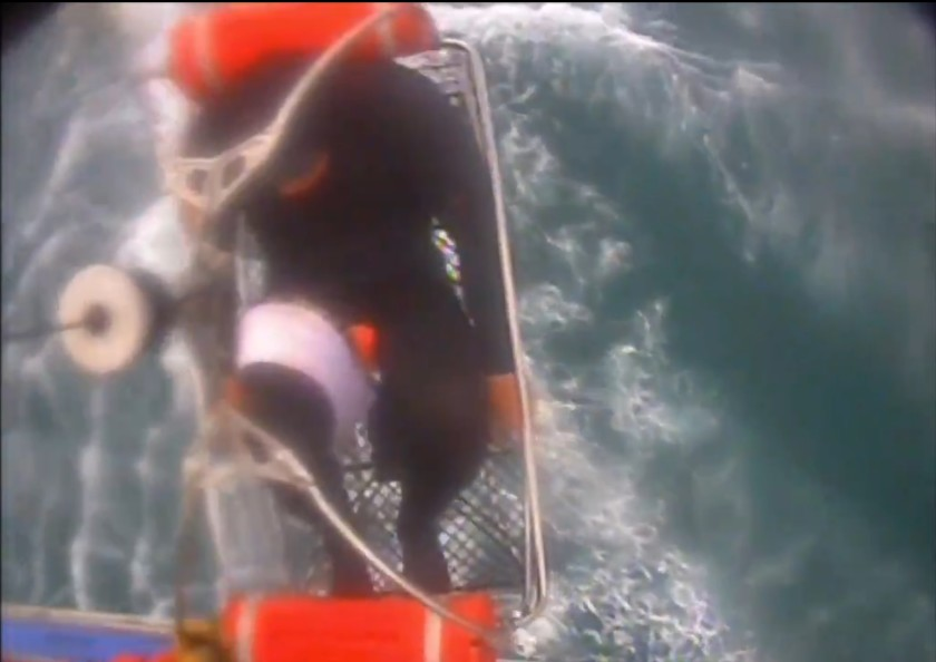 Surfer bitten by shark off Santa Rosa Island
