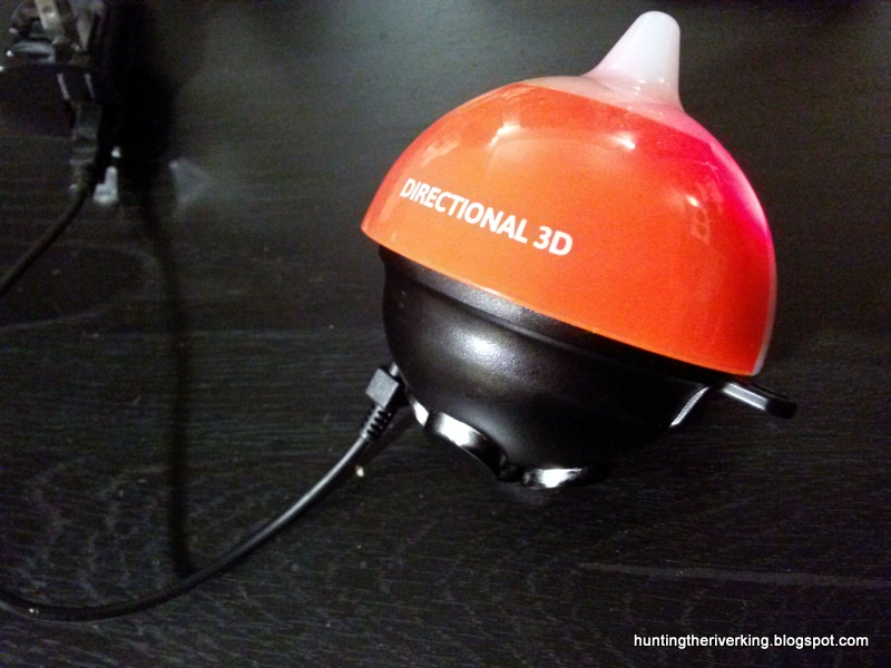 fish hunter 3d portable sonar fish finder review - hunting the, Fish Finder