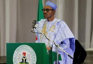 President Buhari's speech on the suspension of CJN Walter Onnoghen