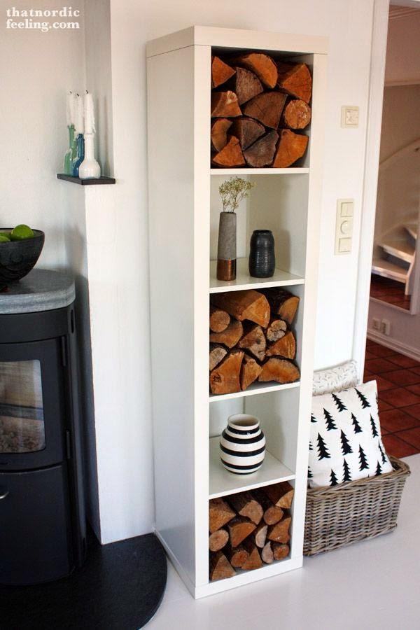 inspiraci n chimeneas y le eros de estilo n rdico boho deco chic. Black Bedroom Furniture Sets. Home Design Ideas
