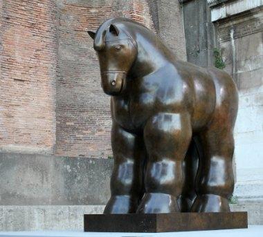 scultura Botero