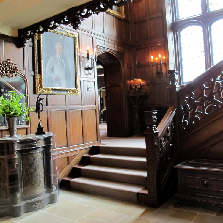 Roadtoparnassus Stan Hywet Hall In Akron Ohio