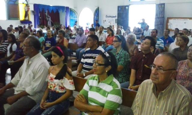 Efectuada misa y asamblea de ciudadanos donde diputado Lippa explicó operación libertad en Apure.