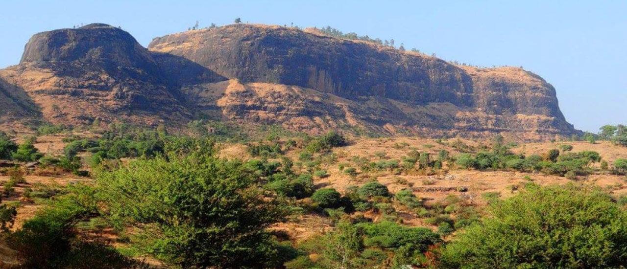 हडसर किल्ला - Hadsar Fort