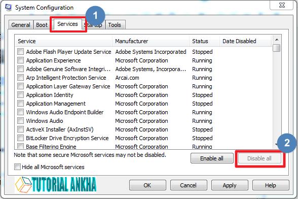 Cara mudah Mempercepat Loading Komputer/laptop
