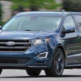 2016 Ford Edge titanium sport release date