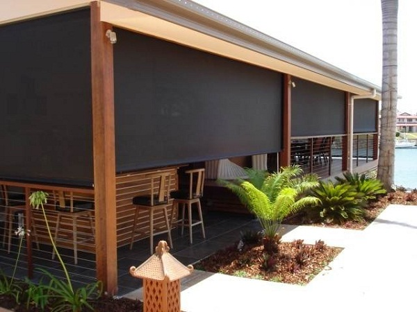 Outdoor Patio Blinds Collection
