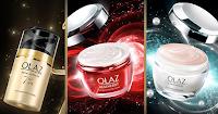 Logo ''La tua pelle è unica'': vinci gratis i kit di prodotti Olaz con Desideri Magazine