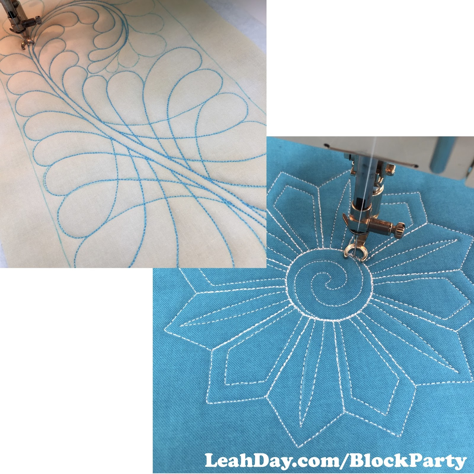 Quilting Designs Sashing : The Free Motion Quilting Project: Let s Quilt Sashing and Cornerstones!
