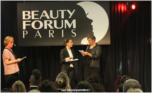Beauty Forum Awards 2016 - Un instant pour soi - Spa urbain - Blog beauté Les Mousquetettes©