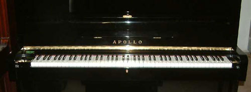 dan piano apollo