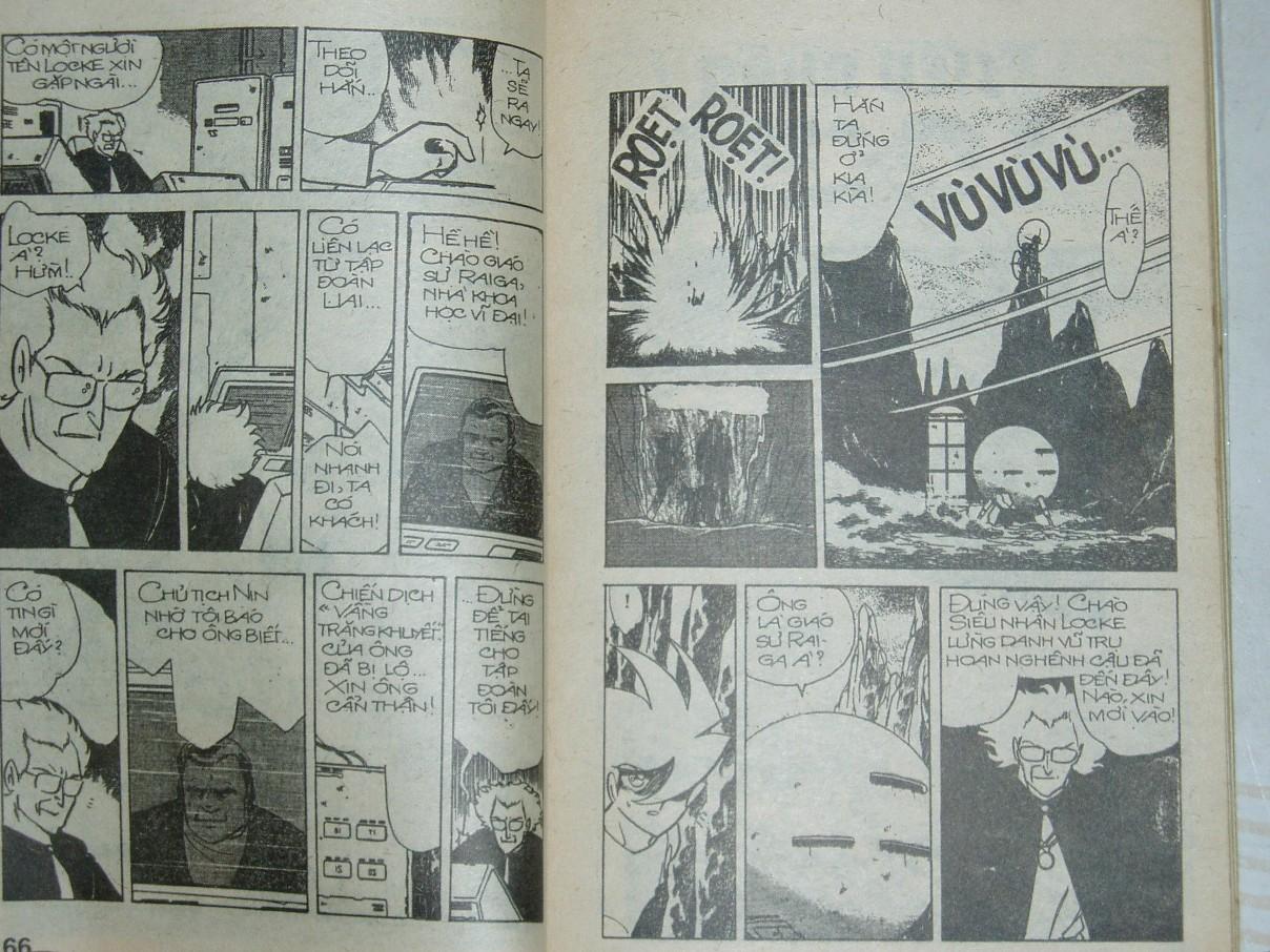Siêu nhân Locke vol 10 trang 21