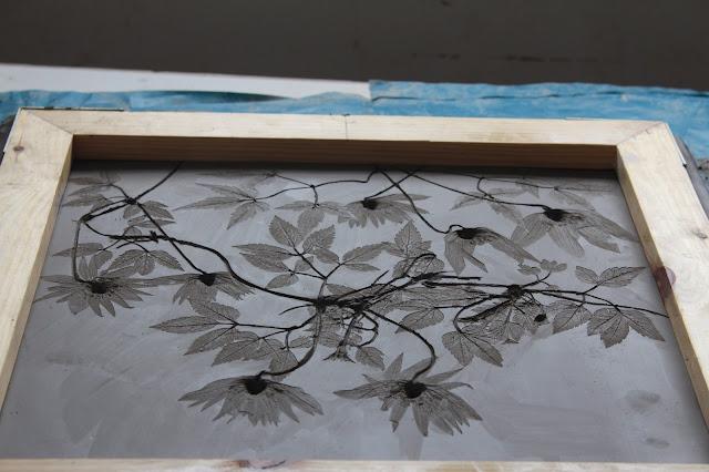Rachel Dein, Tactile Studio, Art Process, Botanical Art, Clay Impressions, Plaster Casting