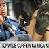 PNP Chief Bato Dela Rosa Gustong Ipatupad Ang Nationwide Curfew Ng Mga Kabataan