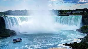 Air terjun Niagara, Amerika Serikat/Kanada