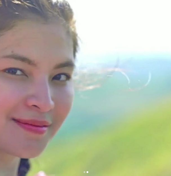 Behind The Scene Footage Of Angel Locsin's Scene In ABS-CBN's #JustLoveArawAraw Summer Station ID