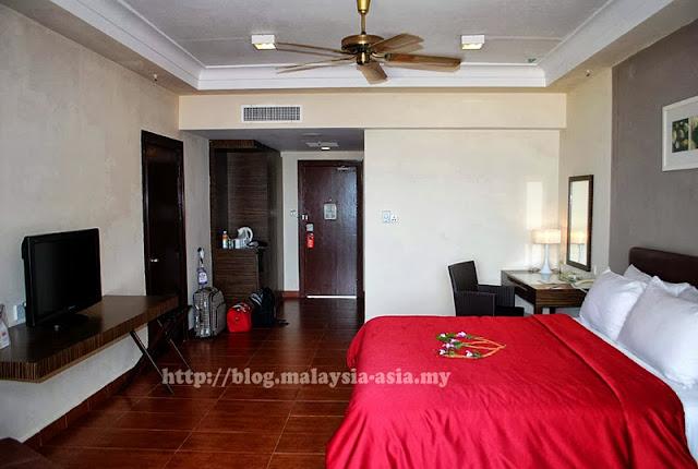 Legend Resort Cherating Deluxe Room