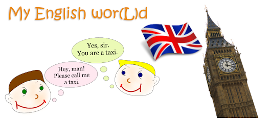 My english wor(L)d :)
