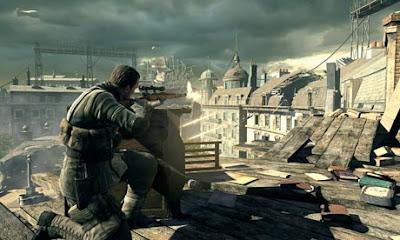 ادخل بسرعة النسخة النهائية من لعبة القناص Sniper Elite V2   MP  Crack