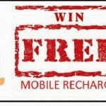 Free Recharge Tricks – 2015