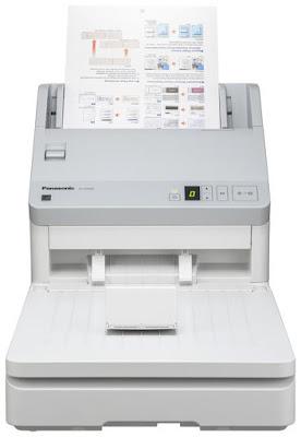 Panasonic convey to your attending ii novel models of streaming document scanners Panasonic Panasonic KV-SL3066 Driver Download