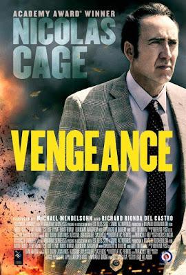 Vengeance A Love Story 2017 DVD R4 NTSC Latino