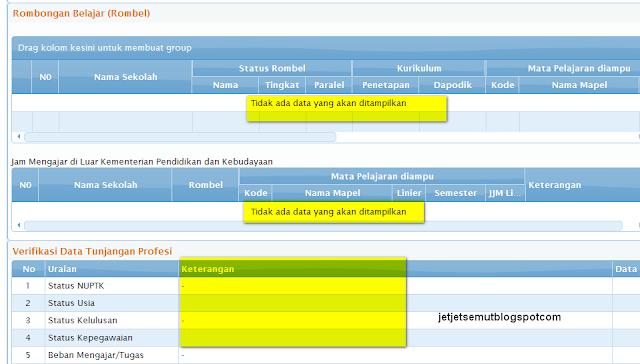 Cara Mencetak & Menyimpan Halaman Info GTK ke format Pdf
