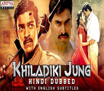 Khiladi Ki Jung (2019) Hindi Dubbed 720p HDRip x264 950MB Movie Download