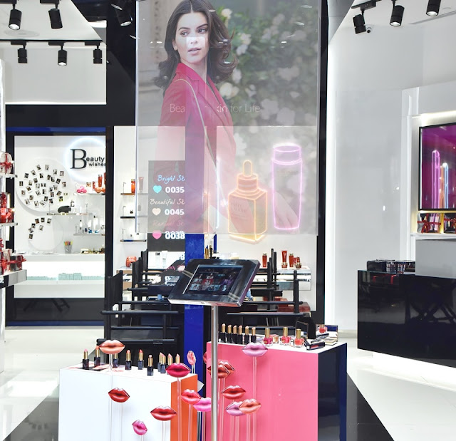 Estee Lauder, Kendall Jenner, Beauty Playground, #BeautyPlayground, First In The World Beauty Playground Concept Store, Sunway Pyramid, estee lauder malaysia, estee lauder beauty playground, estee lauder sunway pyramid