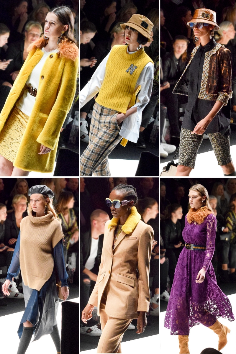 Riani Show Berlin Fashionweek im E-Werk Herbst/Winter 2019/2020